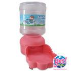 (ขายแล้ว)ที่ให้น้ำอัตโนมัติ  สีชมพู สำหรับสัตว์เลี้ยง