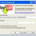 โหลดคลิปง่ายๆ กับ YouTube Downloader 2.1