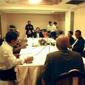 ผู้แทน กอท. ต้อนรับผู้แทน สนง. ส่งเสริมด้านอุตสาหกรรมฮาลาลประเทศมาเลเซีย (HDC)