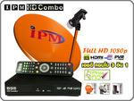ชุดจาน PIM HD-Combo+Tv digital