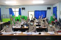 ประชุมสภาเทศบาลตำบลปิงโค้ง สมัยสามัญ สมัยที่ 2 ครั้งที่ 3 ประจำปี 2563