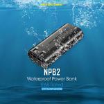 Power Bank Nitecore NPB2 10,000mAh รุ่นกันน้ำได้