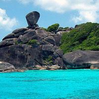 เที่ยวเกาะสิมิลันสวรรค์ทะเลใต้ (เต็มวัน)