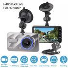 กล้องติดรถยนต์ Dash Camera Dual Lens Car DVR H400 (ละเอียด 3MP / จอ 4 นิ้ว)