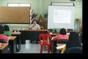 โครงการอบรมภาษาอังกฤษเพื่อการสื่อสารฯ ประจำปี 2556