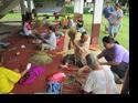 โครงการฝึกอบรมการจัดทำไม้กวาดดอกหญ้า ปี 2557
