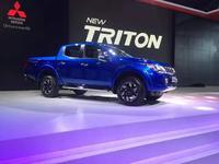 4.Mitsubishi New Triton GLS LTD ดีเซล  โฉม 2016