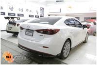 New Mazda3 จอเดิมอัพเกรดระบบภาพและเสียง