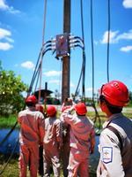 บริษัท พีอีเอ เอ็นคอมฯ ได้รับความไว้วางจากการไฟฟ้าเวียดนามจัดอบรม หลักสูตร