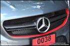 CLA45 AMG Carbon Kevlar Front Grille
