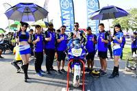 นักบิด YAMAHA RIDERS� CLUB RACING TEAM หัวใจแกร่ง  บู๊คู่แข่งสุดมันส์ ผงาดยืนโพเดี้ยม