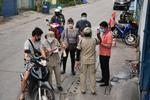 อปพร.ระดมกำลัง ตั้งจุดตรวจคัดกรองทุกชุมชน เพื่อความปลอดภัยประชาชน
