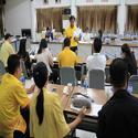 การประชุมเตรียมความพร้อมการเป็นเจ้าภาพจัดการแข่งขันทักษะวิชาการงานมหกรรมการจัดการศึกษาท้องถิ่น ระดับประเทศ ประจำปี 2562