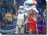 Star Wars Rebels Promote 2015 @ Siam Square One
