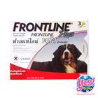 ยากำจัดเห็บ หมัด Frontline Spot On Plus Extra Largeน้ำหนัก 40 - 60 กิโลกรัม อายุ 8 สัปดาห์ขึ้นไป