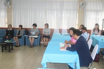 โครงการฝึกอบรม พัฒนาศักยภาพผู้นิเทศภายในสถานศึกษา