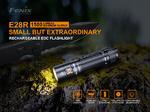 ไฟฉาย Fenix E28R 1500 Lumens ชาร์จ USB Type-C
