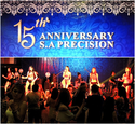 S.A PRECISION - New Year Party 2018