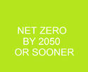NET ZERO 2050 or Sooner by leading global companies by chemwinfo, June 2020