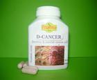 ยารักษาโรคมะเร็งปากมดลูก เต้านม ลำใส้ ตับ ปอด D-CANCER (30 แคปซูล)