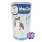 อาหารเสริม บำรุงขนสุนัข พันธุ์ใหญ่  Maxi Coat สำหรับสุนัขพันธุ์กลาง/ใหญ่ มีน้ำหนักตั้งแต่ 10 กิโลกรัมขึ้นไป 100 เม็ด