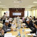 การประชุมคณะกรรมการกลางอิสลามแห่งประเทศไทย ครั้งที่ 4/2557