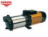 ปั๊มน้ำสแตนเลส รุ่น Aspri 45 5 N ขนาดมอเตอร์ 3 แรงม้า 2000 วัตต์ (ไฟ 3 สาย)