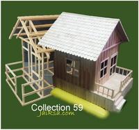 DIY บ้านสร้างง่ายๆ 4