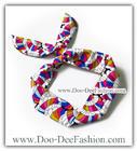 ผ้าคาดผมหูกระต่าย โครงลวดดัดคาดผม ผ้าคาดผมลวดดัด Ribbon Bunny wire headband (ผ้าคาดผมสีส้ม,ผ้าคาดผมส้ชมู,ผ้าคาดผมสีเหลือง,ผ้าคาดผมสีน้ำเงิน (ดูไซส์ คลิ๊กค่ะ)