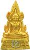 พระพุทธชินราชองค์ทอง
