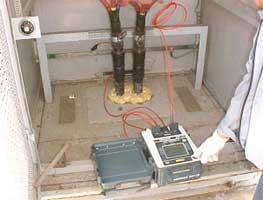 Insulation Resistance Test For Capacitor Bank