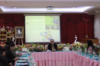 21 ต.ค62การประชุมเชิงปฏิบัติการเพื่อททวนการจัดหลักสูตรสถานศึกษา