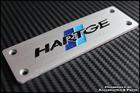 HARTGE Floor Mat Alloy Emblem
