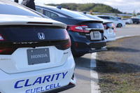 Honda พาสัมผัส ยนตรกรรมขับเคลื่อนด้วยพลังงานไฟฟ้า #2
