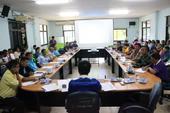 ประชุมกำนันผู้ใหญ่บ้าน ประจำเดือน พฤศจิกายน 2562