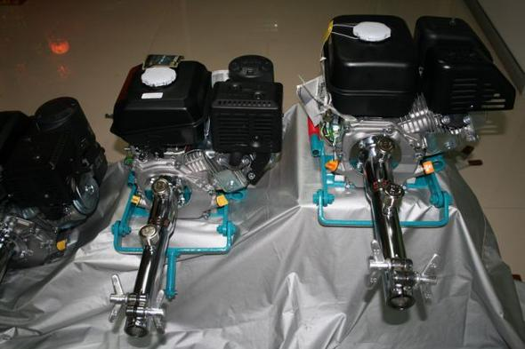 SPS with Kohler engine various model