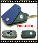 โปรโมชั่นสุดคุ้ม กรอบรีโมทฮอนด้ากุญแจพับ 3 ปุ่ม honda flip key (ล๊อค/ปลดล๊อค/เปิดท้าย) Accord flip key มาพร้อมซองหนังแท้กันกระแทกกันแตกจากการตกหล่น สีน้ำเงินเสริมเรื่องการทำงานและการเรียน
