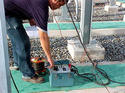 Contact Resistance test Of 115 kV Switchyard
