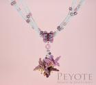 พีโยเต้ สร้อยคอดอก Lily  3  ดอก
