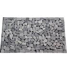 Stone mat พื้นหินสำเร็จรูป วัสดุปูพื้นลายหิน หินปูพื้น ตกแต่งบ้าน รุ่น DM719 สี Cloudy ขนาด 70x40 ซม. ราคา 699 บาท/ชิ้น