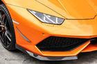 ลิ้นหน้า Carbon Fiber Lamborghini HURACAN LP610-4 ทรง DMC