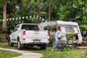 HAPPY HOURS WITH TATA XENON 150NX-TREME  AT CAMP OUT KORAT   ขับกระบะคันเก่งไปลองนอนเล่นในรถบ้าน