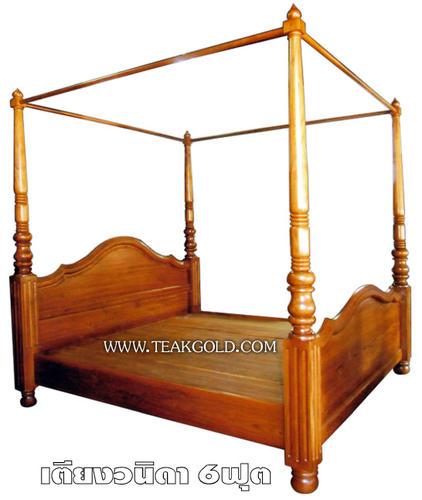 เตียงเสามุ้ง_022
