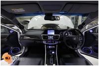 Accord G9 พี่น็อต Step2 กับ ระบบ Quart Amp Hetz + Audison