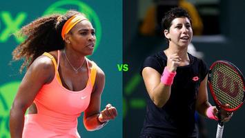 เซเรน่า vs. นาวาโร่ รอบสุดท้าย WTA tour ที่ไมอามี่