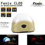 ตะเกียงแคมป์ปิ้ง Fenix CL20