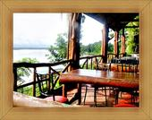 ห้องอาหารริมแม่น้ำโขง
