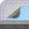 ผ้ารองที่นอนเด็กทารก 50 x 70 cm