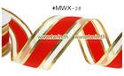 ริบบิ้นขอบลวด#MWX-38 size38mm(25yds.)