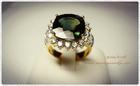 GR0003 แหวนทองมรกต